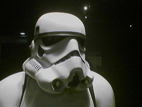 Star Wars Imperial Solder