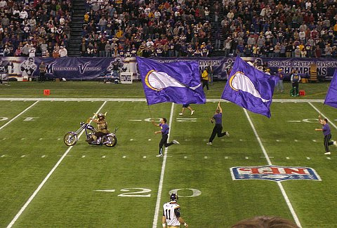 Vikings VS Rams